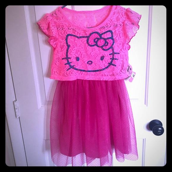 706ec97d9 Hello Kitty Dresses